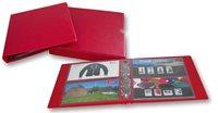 Leuchtturm souvenirmappealbum med kassette og 5 lommer