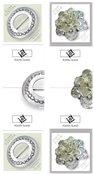 Åland - Bijoux en argent - Gutterpair neuf