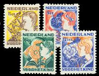 Holland 1932 - NVPH R94-97 - Postfrisk