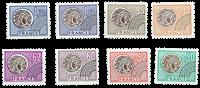 France - YT 138-45 - Precancelled