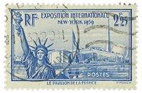 Frankrig 1939 - YT 426 - Stemplet