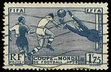 France 1938 - YT 396 - Oblitéré