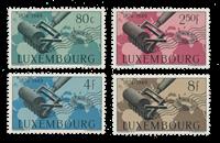 Luxembourg 1949 - Neuf avec charnière - Michel 460-63