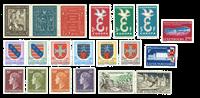 Luxemburg 1958 - Postfris
