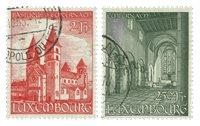 Luxemborg 1953 - Stemplet - MICHEL 514-15