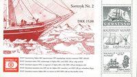 Grønland - Hafnia sorttryk nr2.