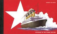 Alderney - Titanic - Flot prestigehæfte