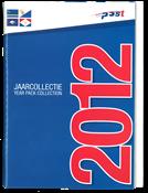 Antillen jaarset 2012 - Postfrisse jaarset