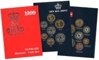 Danmark 1999 - Møntsæt