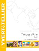 Yvert & Tellier - Catalogue - India 2015