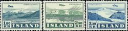 Island 1952, luftpost postfrisk