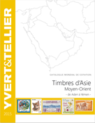 Yvert & Tellier catalogue - Middle East 2015