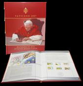 Vatikanet - Årbog 2007 - Flot årbog
