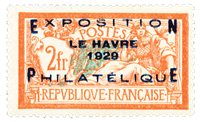 France 1929 - YT 257-A - Neuf avec charnière