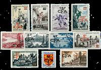 La Réunion - YT nr. 320-330 postfrisk