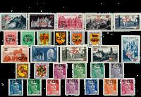 La Réunion - YT nos 281-306 neufs
