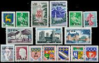 La Réunion - YT nr. 342-352A postfrisk
