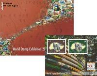 Singapour - Exposition mondiale 2015 - Bloc-feuillet neuf