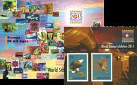 Singapore - Verdensudstilling Fugle - Postfrisk miniark