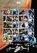 外国邮票- 星球大战7