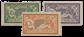 France 1907 - YT 143/45 - Neuf