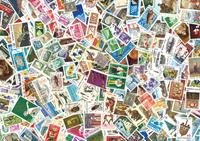 Rumænien - Frimærkepakke - 500 forskellige