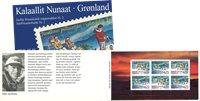 Grønland - Julefrimærkehæfte nr. 2