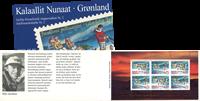 Groenland - Carnet de timbres Noël - Y&T no C292a