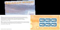 Groenland - Carnet de timbres Noël - Y&T no C308a