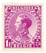 Belgium 1934 - OBP 392 - Unused