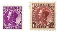 Belgique 1934 - Neuf avec charnière - OBP 391-393