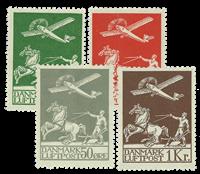 Danmark - Gammel Luftpost - Postfrisk