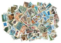 Greece - 200 different stamps