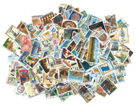 Greece - 400 different stamps