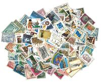 Greece - 500 different stamps
