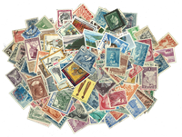 Greece - 300 different stamps