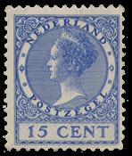 Holland - NVPH 186 - Ubrugt