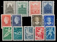 Holland årgang 1948 - Postfrisk