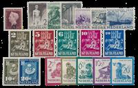 Holland årgang 1950 - Postfrisk