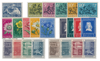 Holland årgang 1952 - Postfrisk