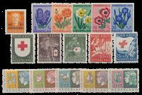 Holland årgang 1953 - Postfrisk
