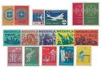 Holland årgang 1959 - Postfrisk