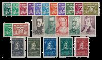Holland årgang 1941 - Postfrisk