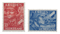 Netherlands year 1942 - Mint