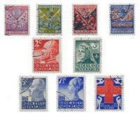 Pays-Bas - Année 1927- Oblitéré