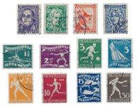 Pays-Bas - Année 1928- Oblitéré