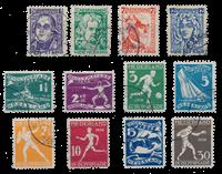 Nederland - 1928 - Gebruikt