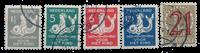 Pays-Bas - Année 1929- Oblitéré