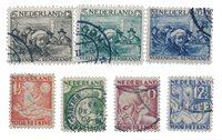 Nederland - 1930 - Gebruikt