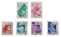 Holland årgang 1931 - Stemplet